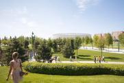 Заброшенная больница в Екатеринбурге станет частью огромного парка