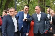 Мэр Екатеринбурга отреагировал на пробки в Мичуринском и Широкой речке