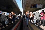Из Москвы в Петербург за 2,5 часа: что известно о скоростной железной дороге