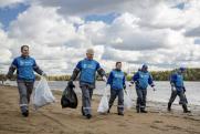 Значимые для регионов реки и озера очистят от мусора