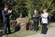 Главный санитарный врач России отметила профессиональный праздник в Ростове закладкой камня