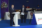 Глава Адыгеи Мурат Кумпилов принял участие в открытии чемпионата России по дзюдо