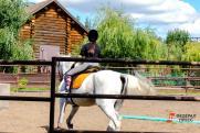 В Краснодаре открылся клуб верховой езды