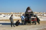 Туристка из России пожаловалась на гидов Египта
