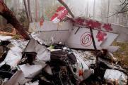 Ространснадзор проверит собственника упавшего в Иркутской области самолета