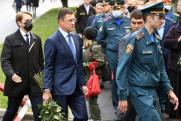 Песков, Мурашко и Новак: кто пришел на прощание с Зиничевым