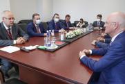 Россия обсудила с Казахстаном дальнейшее сотрудничество на полях ВЭФ