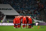 Сборная России вышла на первое место в отборочных на ЧМ-2022