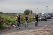 Южноуральцы проведут велопробег в городе, где нет велодорожек