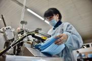 Завод в Сургуте изготовит для избиркома Югры одноразовые маски на челябинских станках