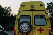 В Башкирии девять сотрудников скорой помощи пострадали в аварии