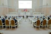 Спикер заксобрания Петербурга обратился к депутатам: рыбы едят муравьев