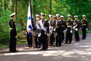 На Северном кладбище Петербурга проходит репетиция похорон Зиничева