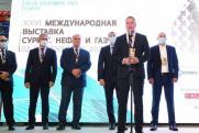 В Сургуте открылась международная нефтегазовая выставка