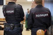 Новосибирская полиция задержала дилеров с большой партией наркотика
