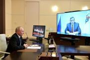 Владимир Путин поручил главе Марий Эл привести в порядок дороги