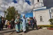 400-летие женского монастыря в Свердловской области
