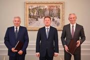 ЛУКОЙЛ и «Газпром» расширяют альянс