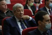 Аркадий Чернецкий прокомментировал сенаторские перспективы Высокинского