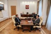Паводки, свалки и тарифы: Закондырин представил Минприроды план по Забайкалью