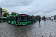 Автобусный парк Екатеринбурга обновили на 70 %