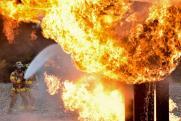 В Приангарье от взрыва на танкере пострадали два человека