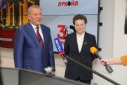 Вице-премьер правительства РФ Борисов побывал на объектах ЛУКОЙЛа в Югре