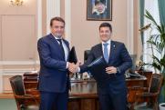 Ямал и Росрыболовство займутся развитием рыбного хозяйства региона