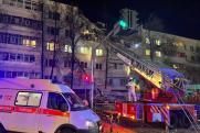 Из-под завалов дома в Набережных Челнах извлекли мужчину, в квартире которого произошел взрыв