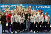 Российские боксеры показали лучший командный результат на первенстве Европы