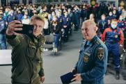 В Подмосковье провели первый в России слет студентов-спасателей в честь Евгения Зиничева