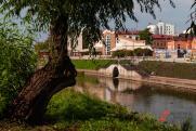 На юге Екатеринбурга появится новая набережная Исети