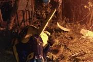 При крушении вертолета в Подмосковье погибли брат и сестра из Пермского края