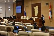 Правительство Пермского края представило проект бюджета на трехлетний период