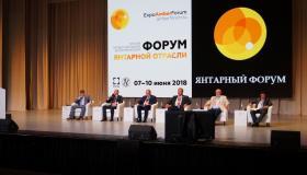 Солнечный камень: в Калининградской области открылся янтарный форум
