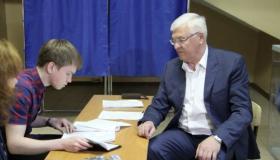 «Дождь спутал все расклады». В Сибири завершилась процедура голосования на праймериз «Единой России»