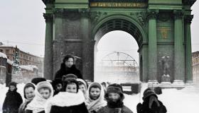 Спасенный Ленинград: от блокады до наших дней