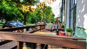 Ульяновские рестораторы открыли летние веранды после карантина