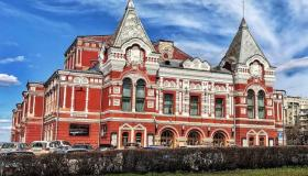Топ-10 архитектурных объектов Самары