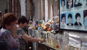 «Я закрываюсь в ванной и начинаю выть»: воспоминания о теракте в Беслане