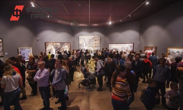Более 250 тыс. посетителей побывали на выставке «Память поколений» в Москве