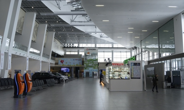 Аэропорт получил сертификат авиационной безопасности