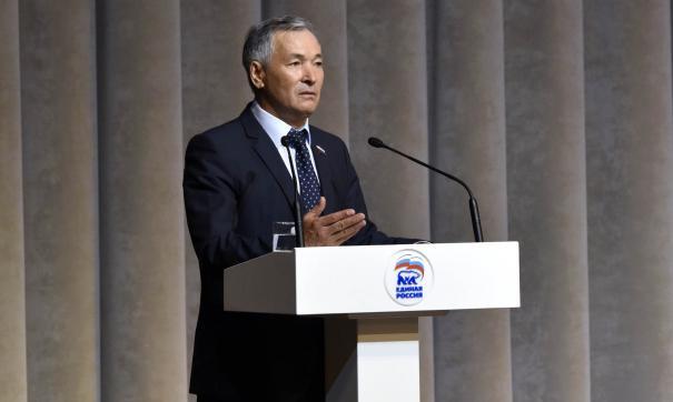 Фуат Сайфитдинов был выдвинут «Единой Россией» от Ямала