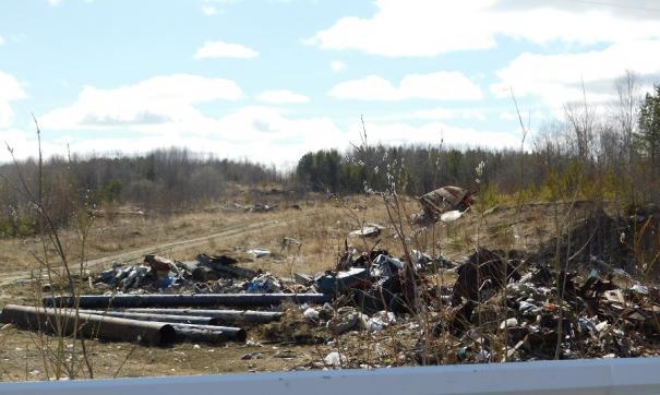 Муниципалитету просто больше некуда вывозить мусор с территории города.