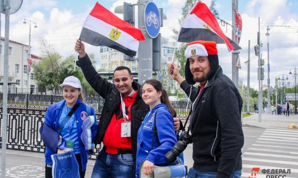 Египтянин остался в недоумении от русского гостеприимства