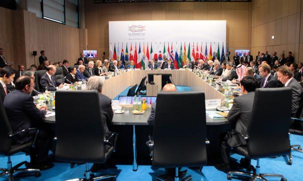 Лидера стран G7 согласовали итоговое коммюнике саммита