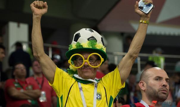 Бразилия и Швейцария сыграли вничью на ЧМ-2018