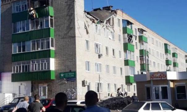Один человек погиб в результате взрыва газа в жилом доме в Татарстане