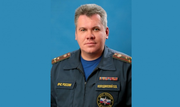 Владимир Колодинский