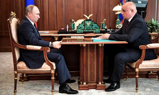 Путин и Цивилев